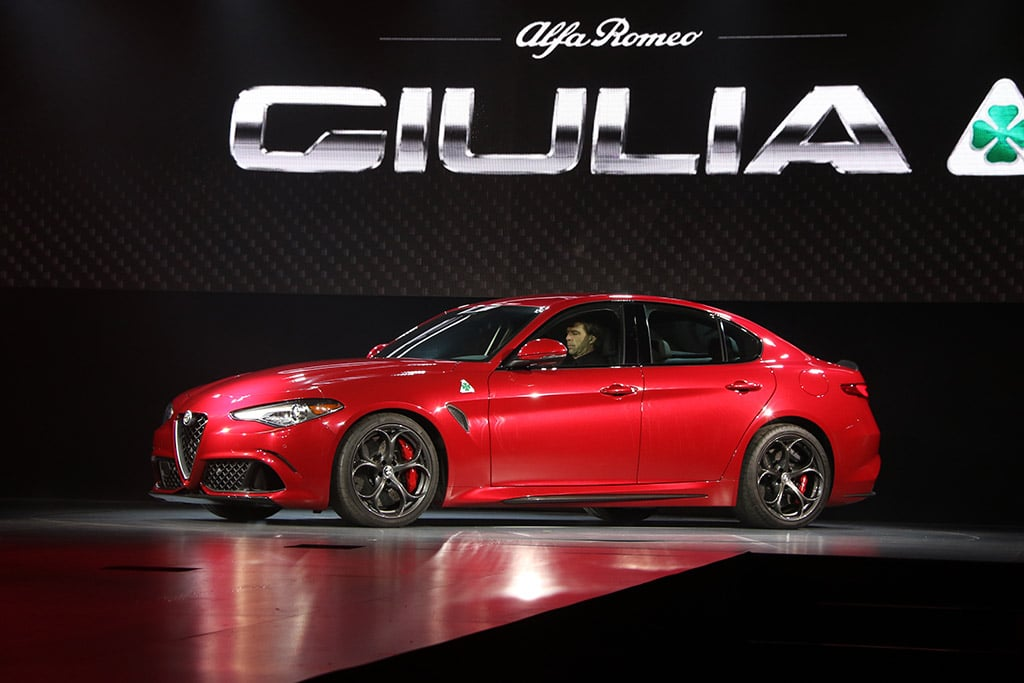 What's New for 2017: From Alfa to Jaguar