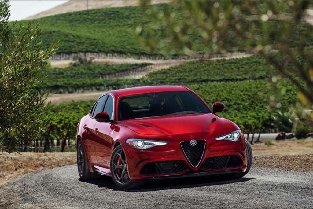 Alfa Romeo Giulia, Honda CR-V and Ford F-150 Nab Motor Trend Car, SUV, Truck of the Year Honors