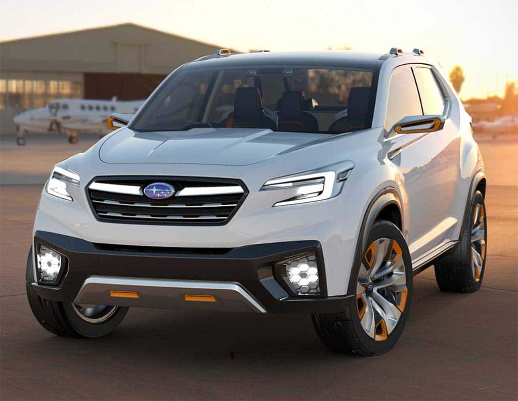 Subaru Set to Roll New 3-Row SUV Out of Indiana Assembly Plant
