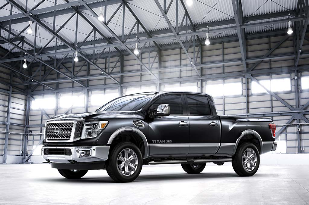 New 2016 Nissan Titan to Start Just Over $40,000