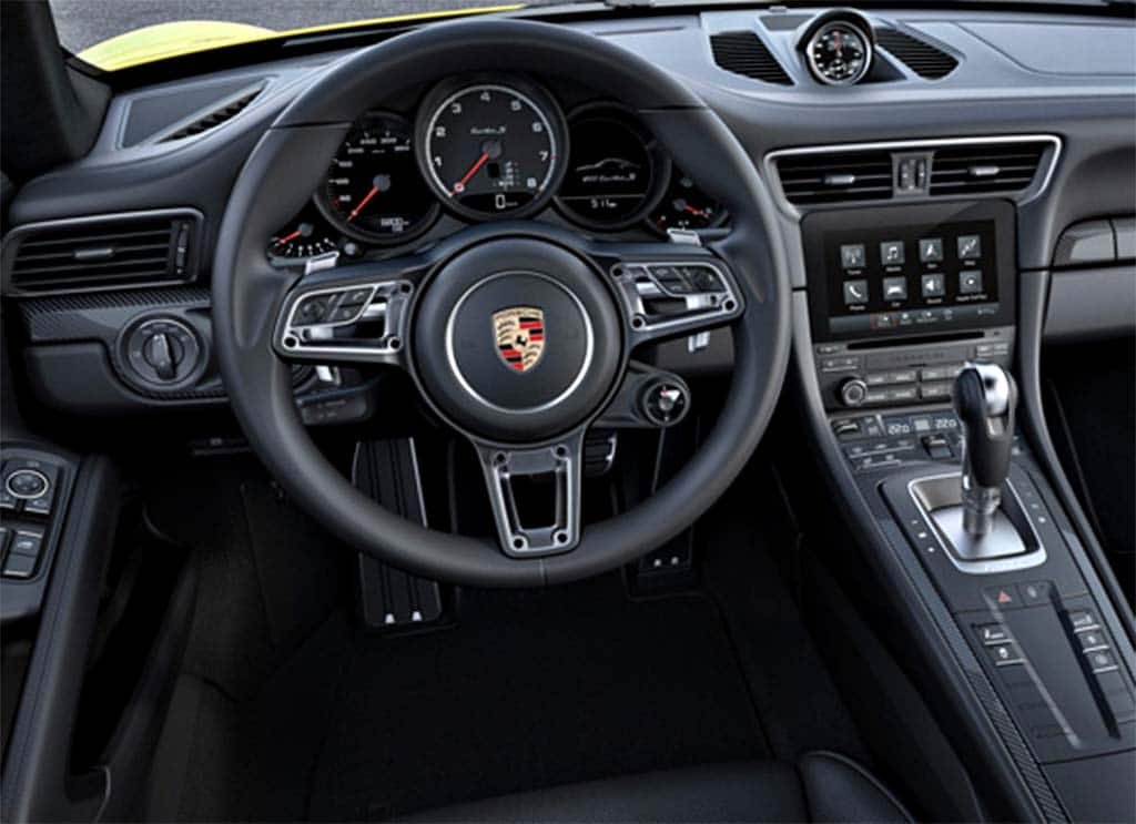 2017 Porsche 911 Turbo Interior Best New Cars For 2018