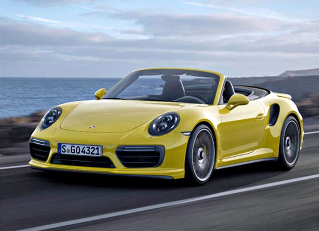 fast faster fastest porsche to unveil new 911 turbo turbo s models thed. Black Bedroom Furniture Sets. Home Design Ideas