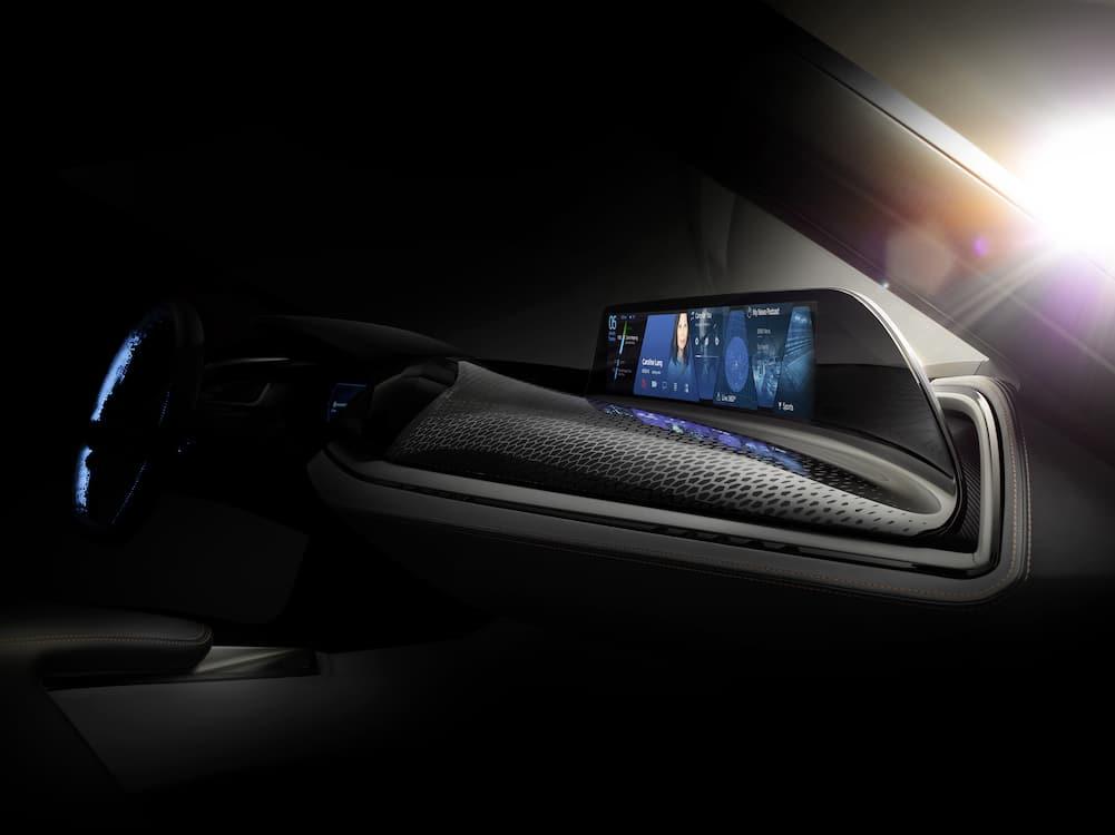BMW Showing Off Next-Gen Gesture Controls at CES