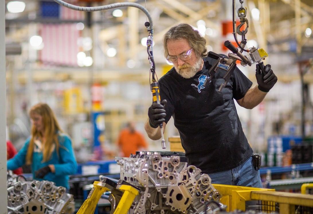 GM Plans Month-Long Shutdown at Flint Truck Plant