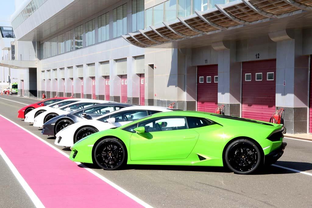 Lamborghini Huracan LP580-2 – line of cars Lamborghini Huracan ...