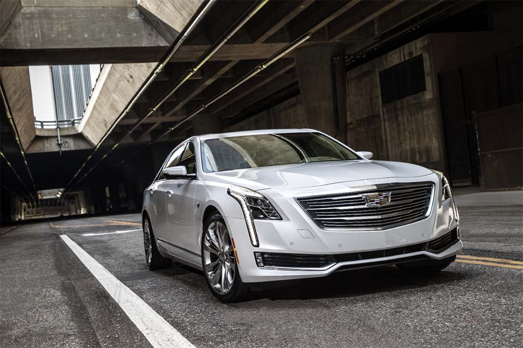 Cadillac to Slash Sedan Line-Up, Shift Focus to SUVs