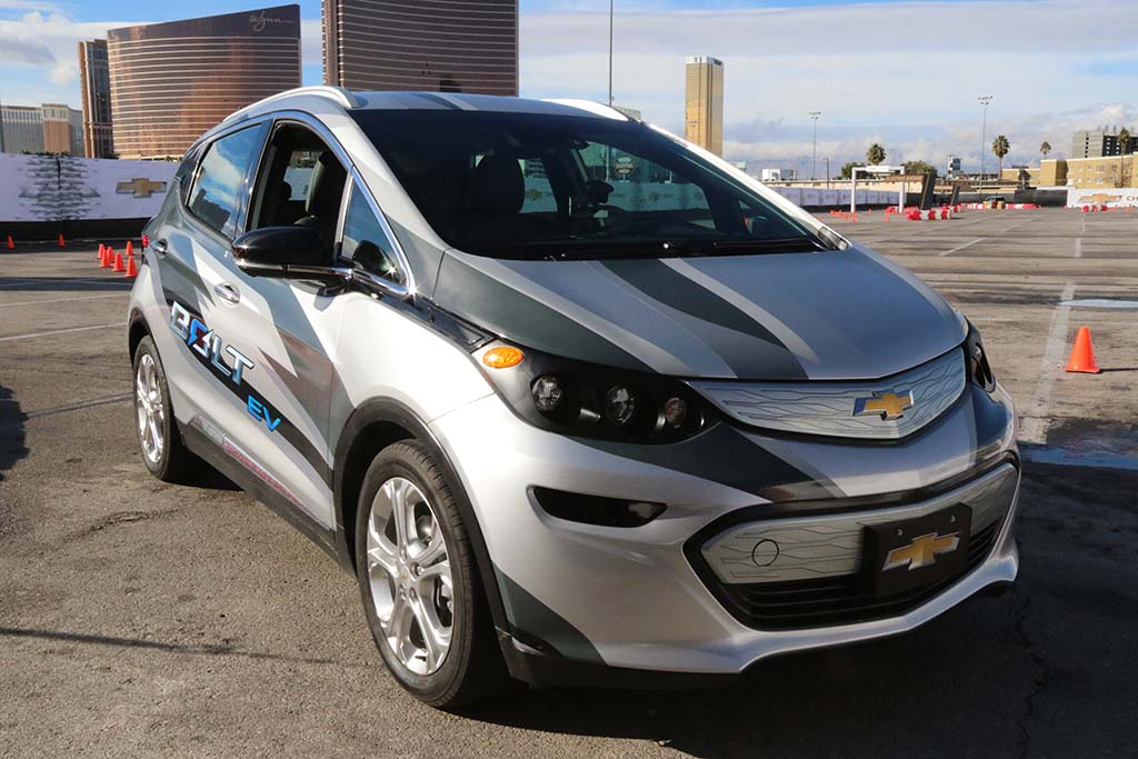 Driving The Almost Production Ready Chevrolet Bolt