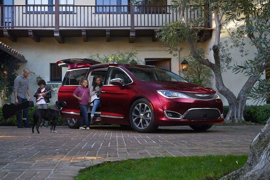 Chrysler S