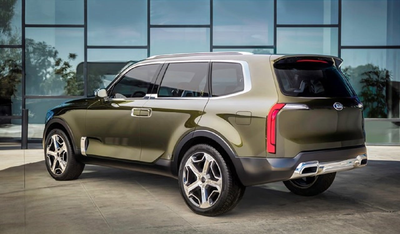 kia s telluride concept is grounded in reality. Black Bedroom Furniture Sets. Home Design Ideas