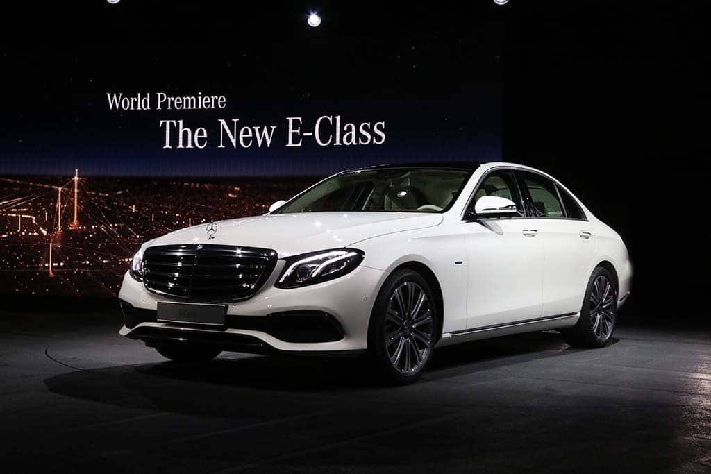 2017 mercedes benz e class pushes the autonomous envelope