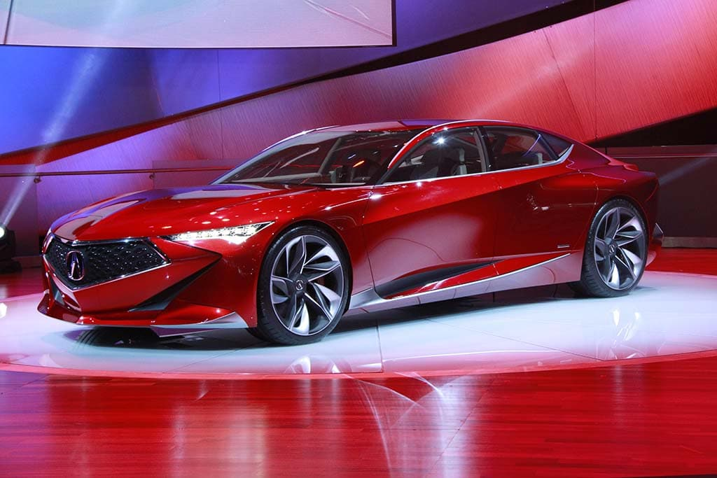 "Acura Precision Concept Lets the Japanese Maker ""Dream Big ..."