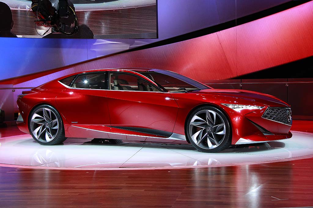 "Acura Precision Concept Lets the Japanese Maker ""Dream Big ..."