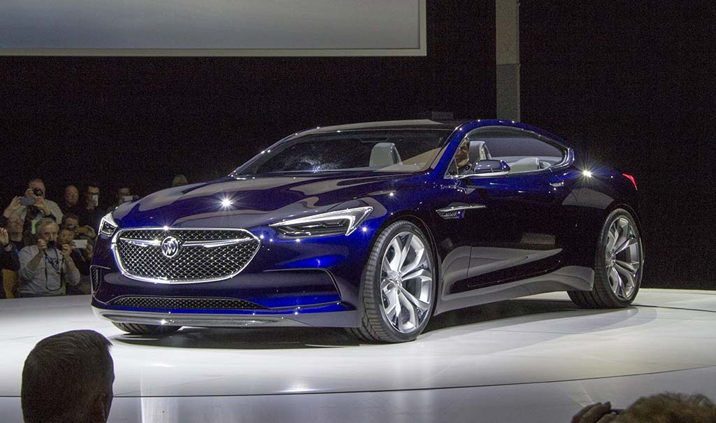 Buick Avista Scores Big But Unlikely To See Production