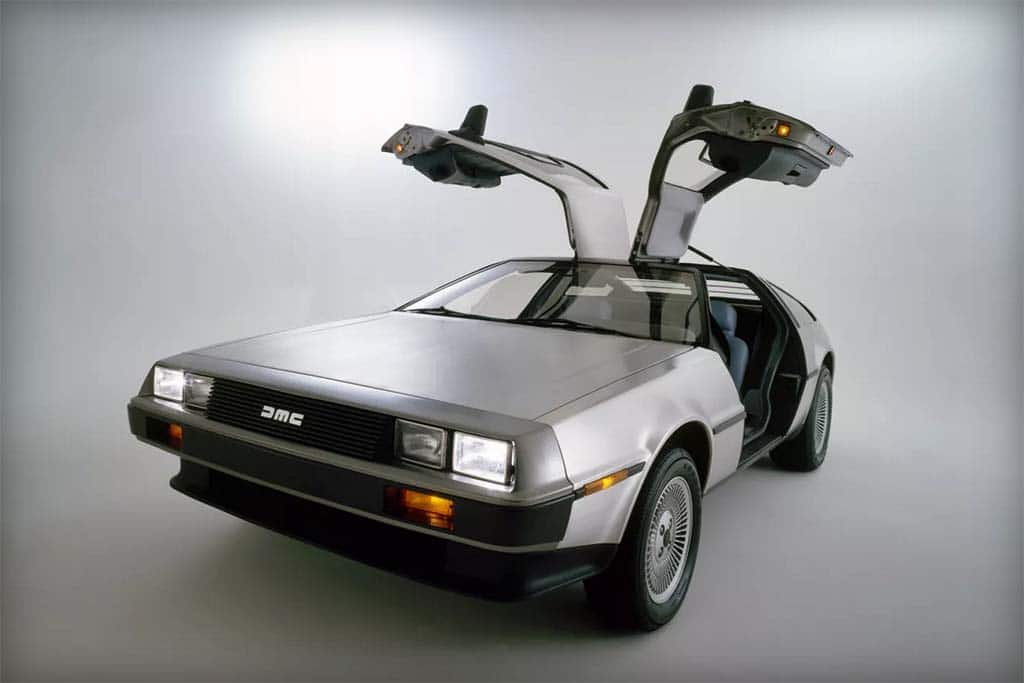 Back to the Future? DeLoreans Going Back into Production