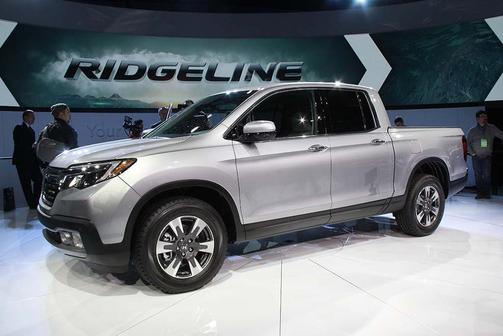 Honda Punches Up Ridgeline Fuel Economy By 5 Mpg