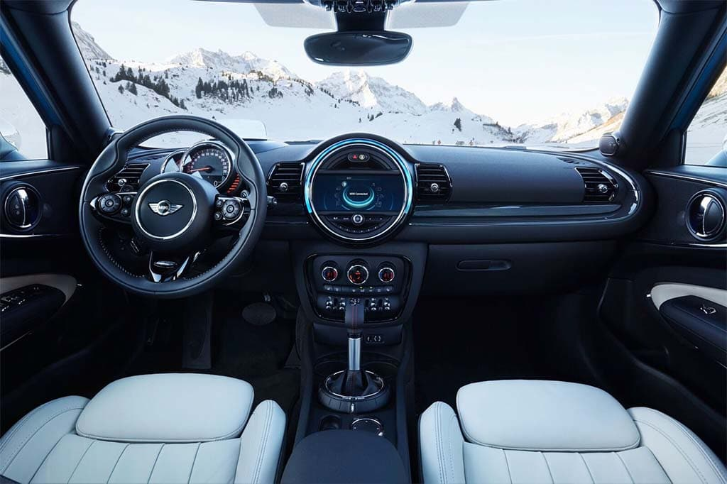 Mini Goes ALL4 With Clubman
