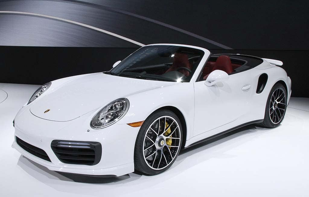 porsche introduces new 911 turbo turbo s. Black Bedroom Furniture Sets. Home Design Ideas