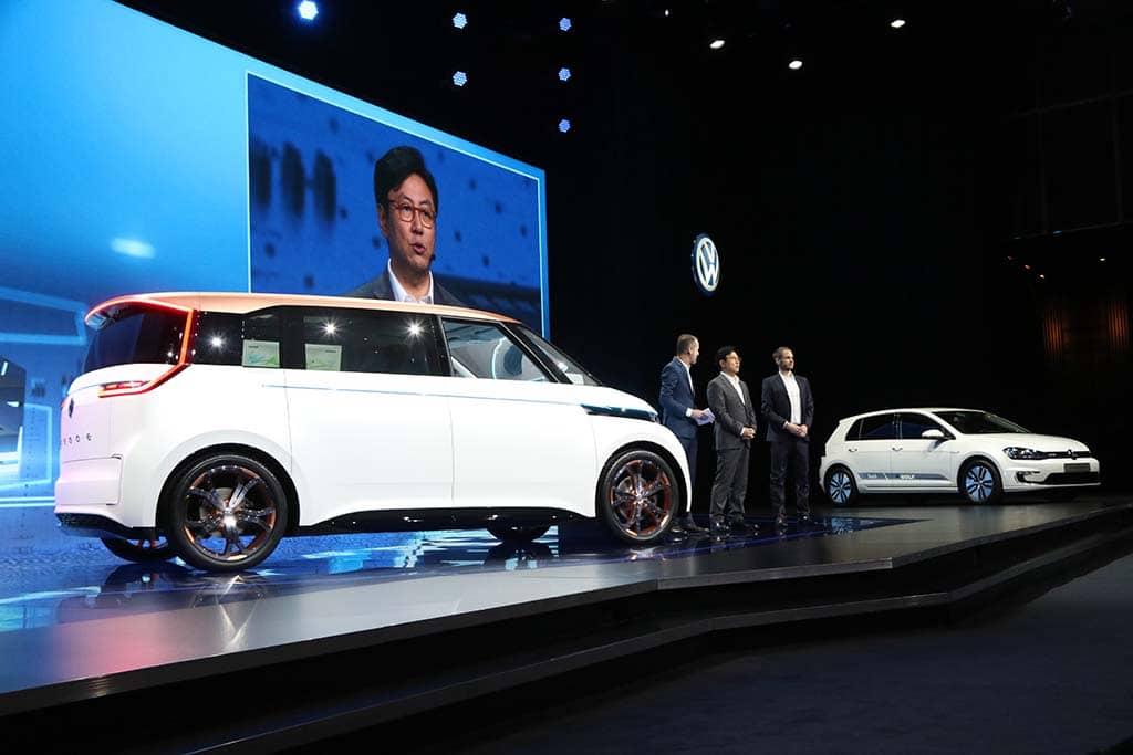 Volkswagen Contemplates Building a Gigafactory