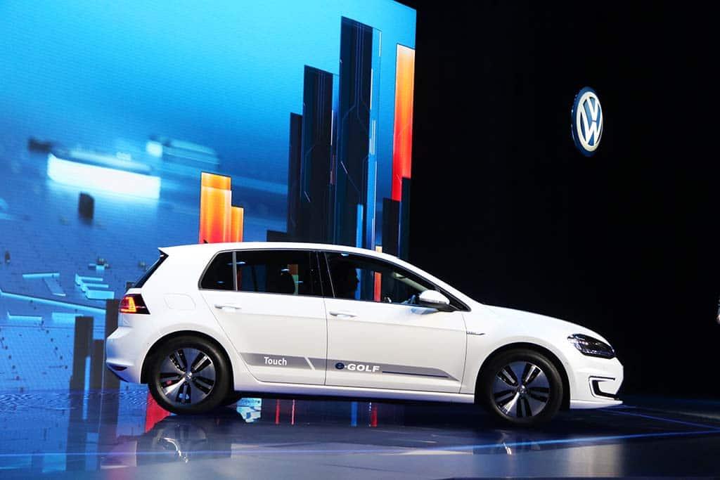 As Volkswagen