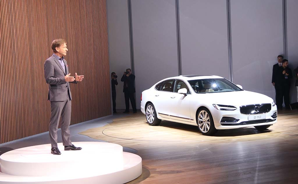 Volvo to Limit Speed of All Future Models to 112 MPH