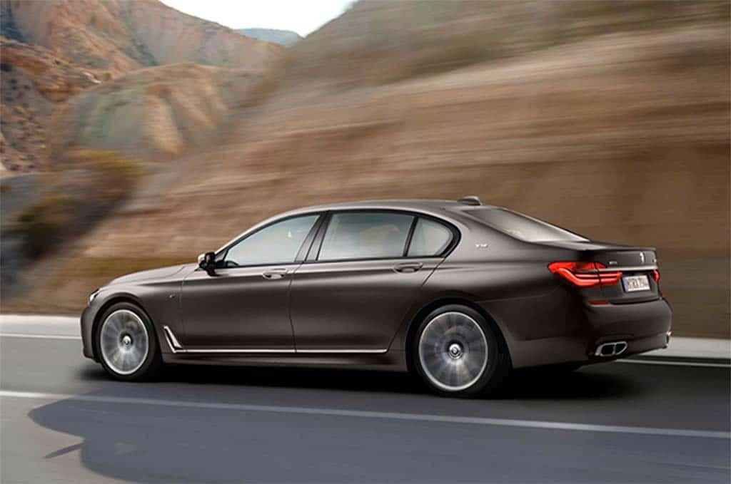BMW Adds M Performance To Its New 7 Series Sedan
