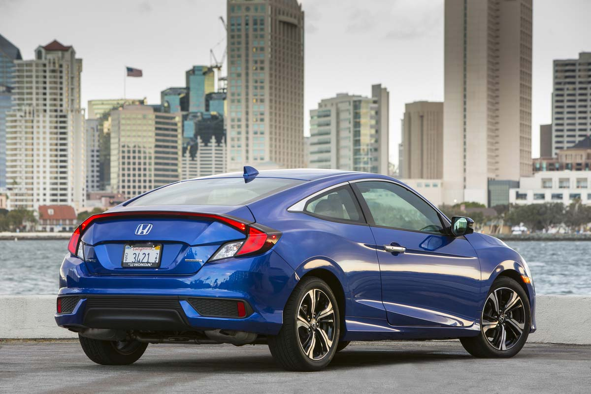 All Types 2016 civic sedan : First Drive: 2016 Honda Civic Coupe | TheDetroitBureau.com