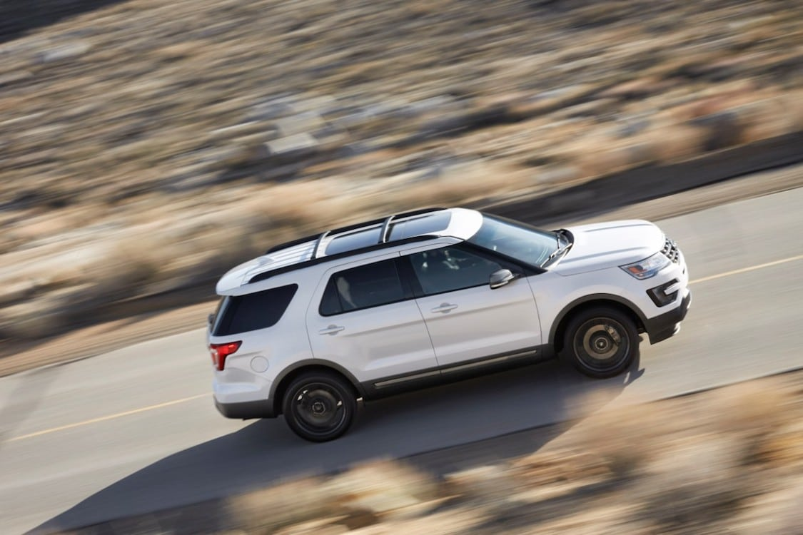 Roof Racks Raised US Gas Usage by 100M Gallons