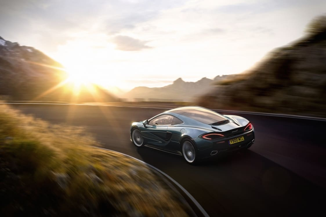 McLaren Expanding Line-up to Include 570GT