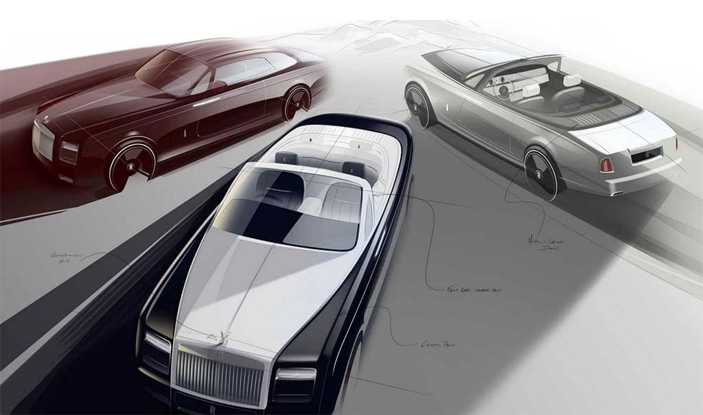 Farewell to the Phantom, as Rolls-Royce Readies a New Flagship