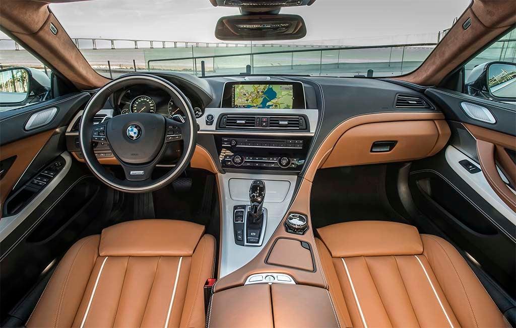 Inside The 640i Xdrive Gran
