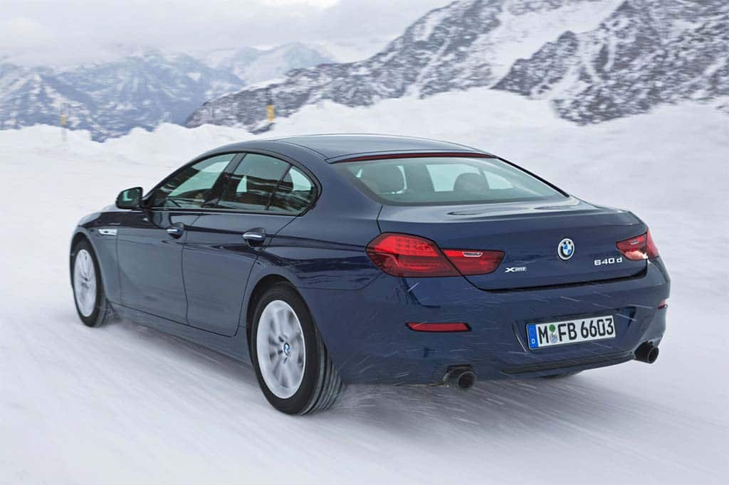 First Drive 2016 BMW 640i XDrive Gran Coupe