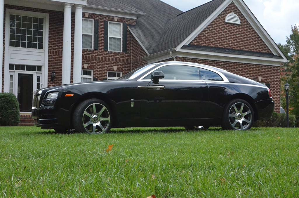 first drive 2016 rolls royce wraith. Black Bedroom Furniture Sets. Home Design Ideas
