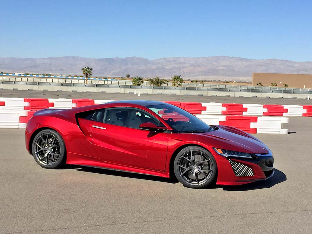 Acura Taking New NSX Racing – Minus the Hybrid | TheDetroitBureau