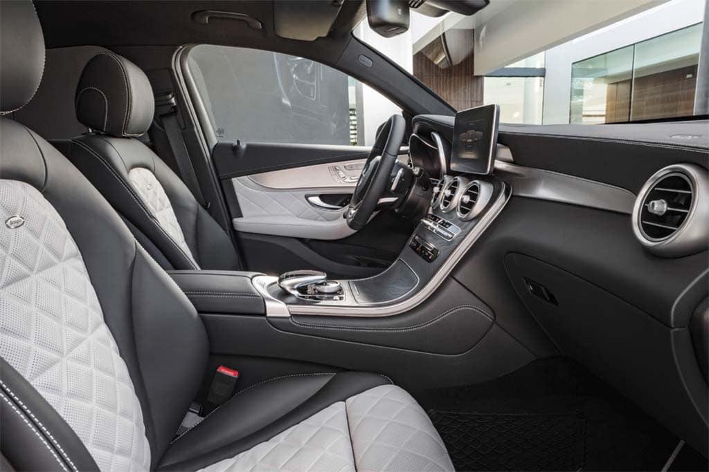 Mercedes Benz Glc300 Coupe Interior V1 Thedetroitbureau Com