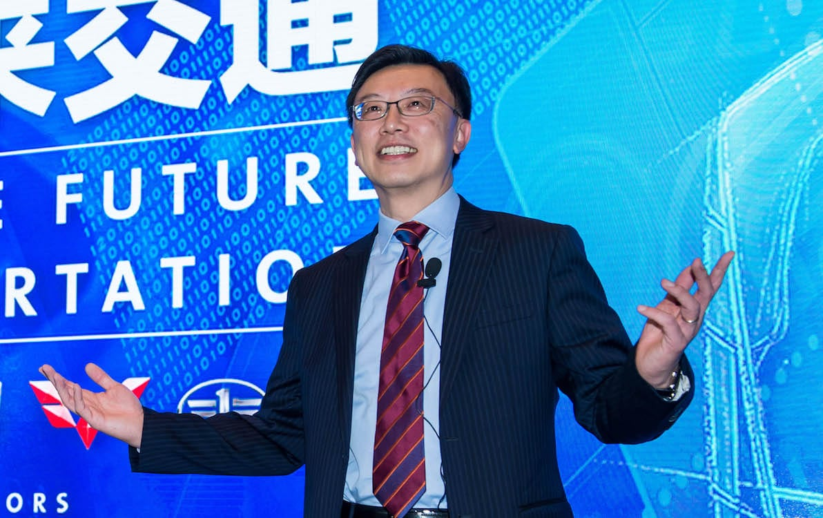GM China President Predicts Growth in Future