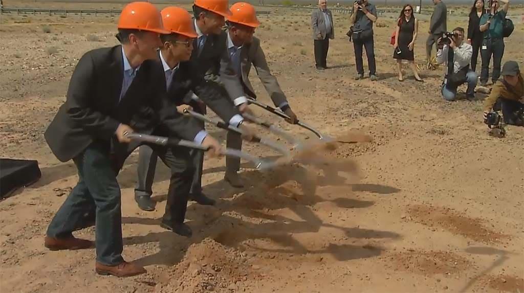 Faraday Future Abandons 1 Bil Nevada Plant Project