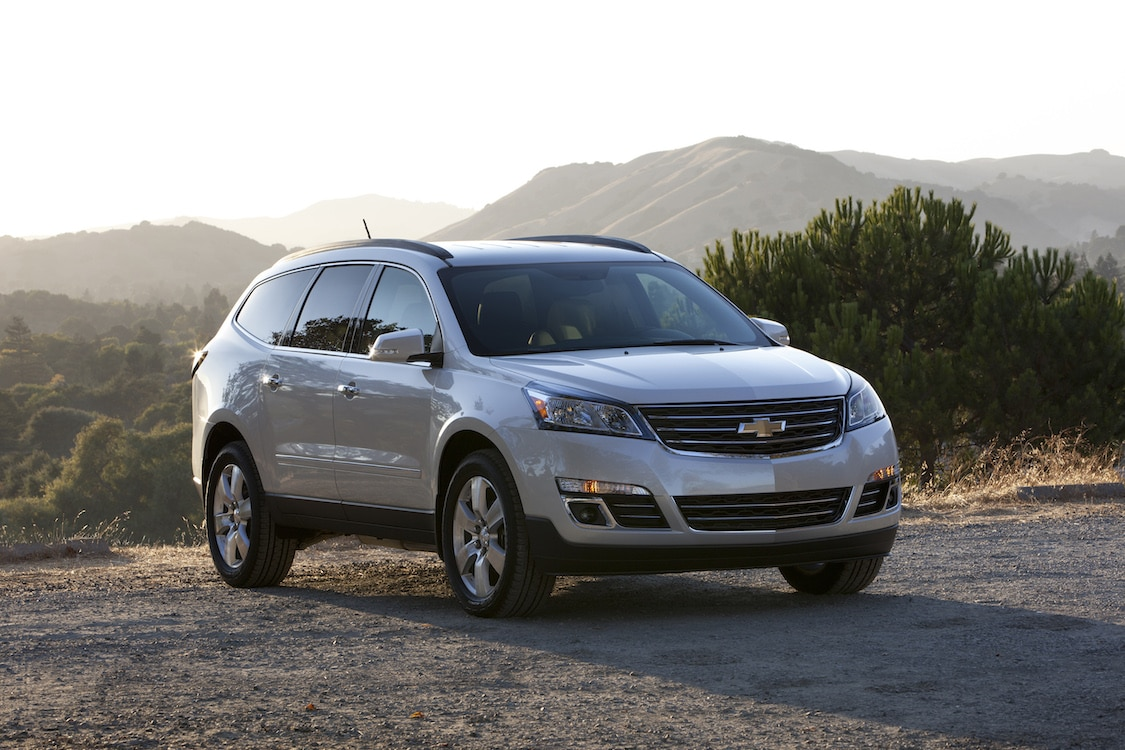 gm set to unveil two cuv makeovers at naias. Black Bedroom Furniture Sets. Home Design Ideas