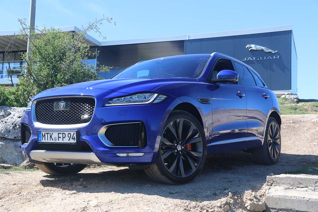 Jaguar Has Big Plans – and Some Little Ones – For New SUVs