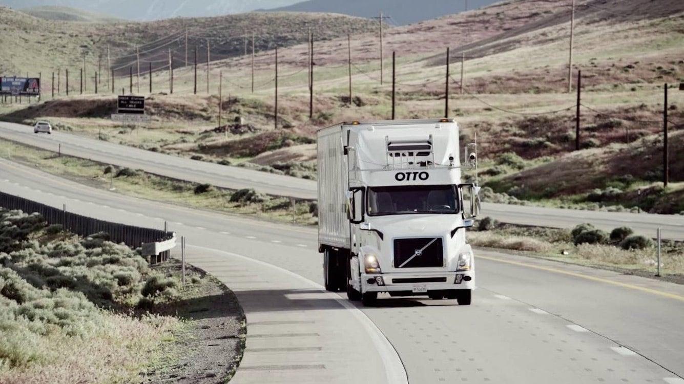 Uber Shuts Down Otto Autonomous Truck Division