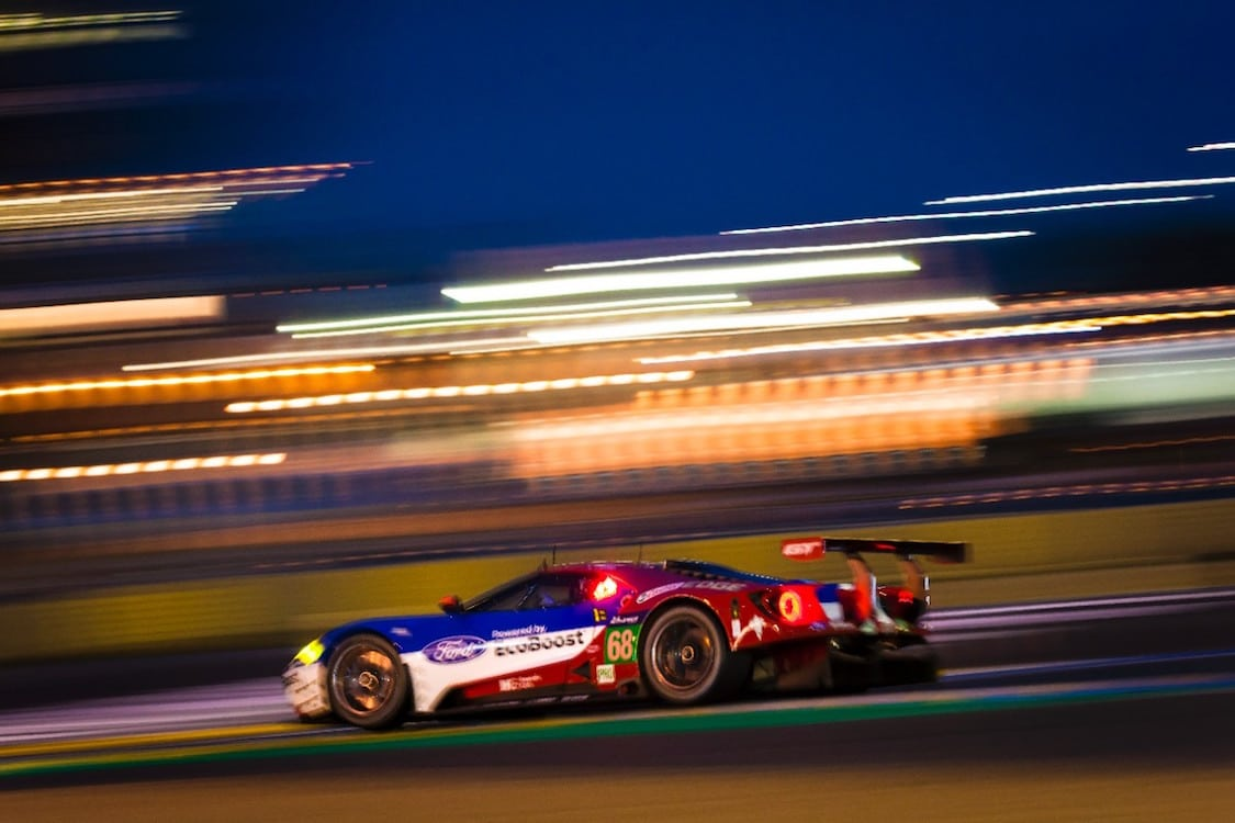 ford goes back to the beginning with 16 ford gt at 24 hours of le mans. Black Bedroom Furniture Sets. Home Design Ideas