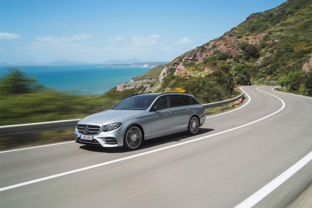 Mercedes planning to add wagon version of new e class for Mercedes benz station wagon 2017