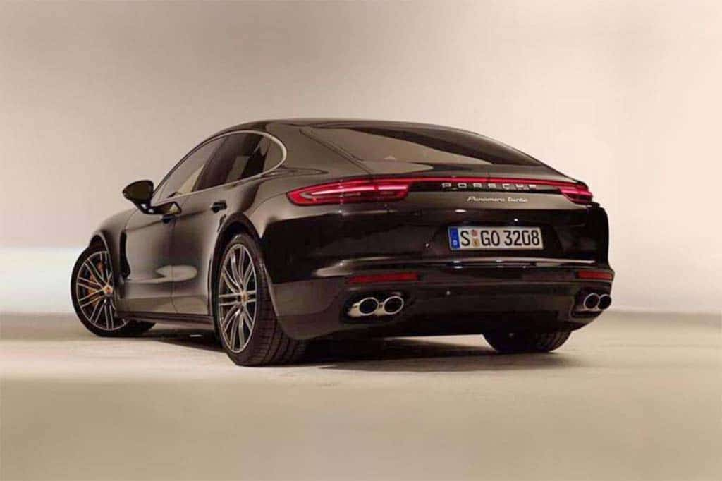 all new porsche panamera pics leak out. Black Bedroom Furniture Sets. Home Design Ideas