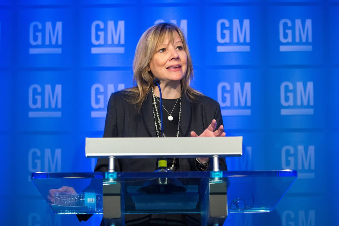 GM's Barra Almost Got a Much Bigger Promotion: US Vice President
