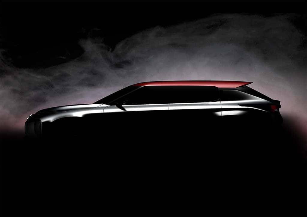 Mitsubishi Hints at High-End Plug-in with Ground Tourer Concept