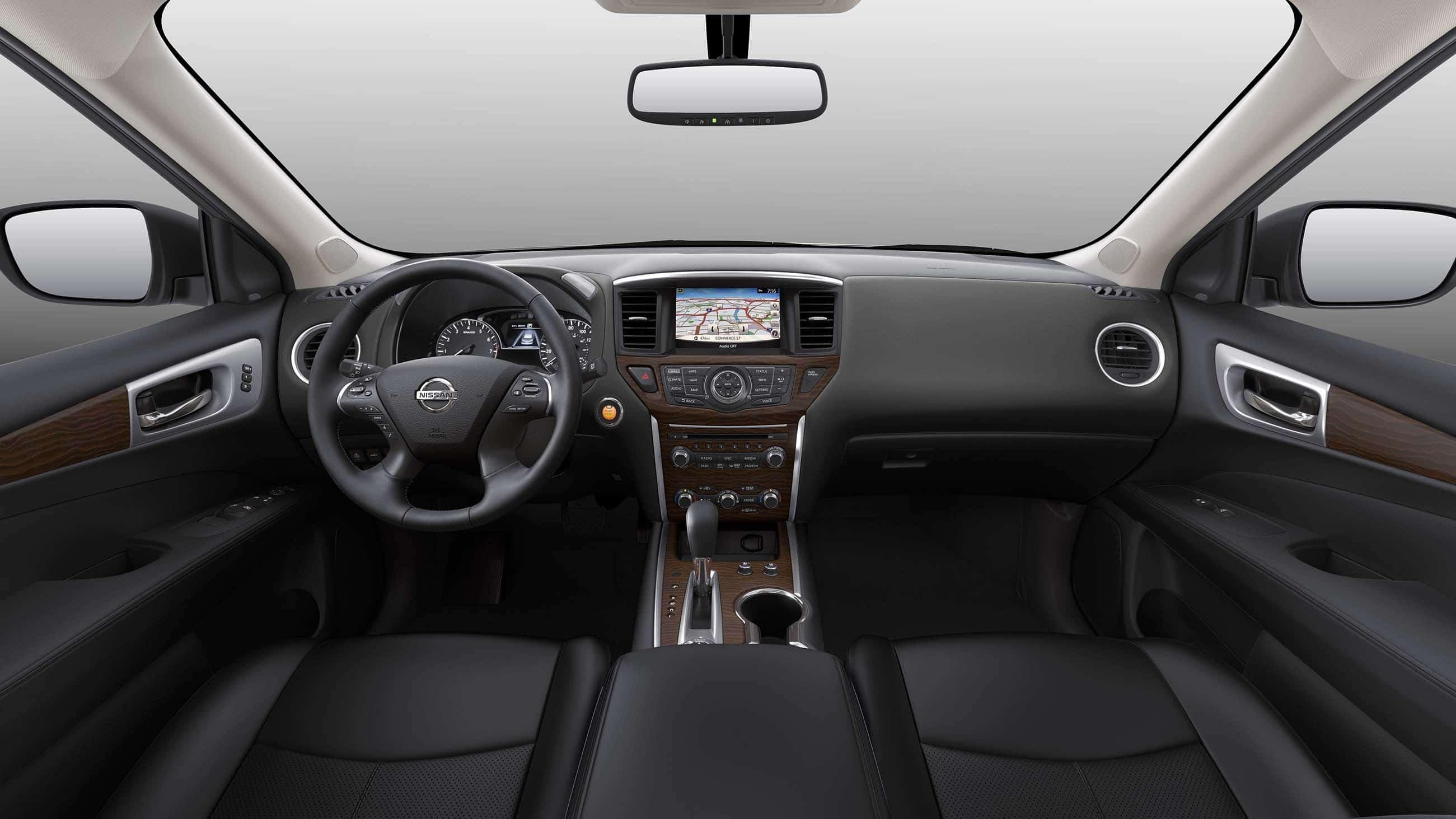 First Look: 2017 Nissan Pathfinder | TheDetroitBureau.com
