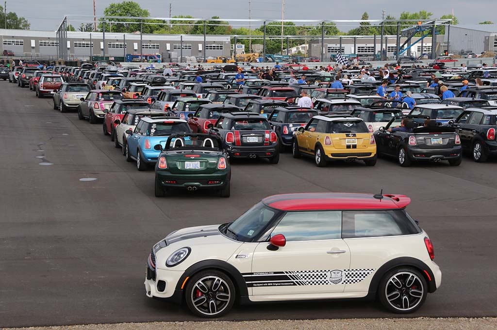 Mini Takes the States – Again | TheDetroitBureau.com