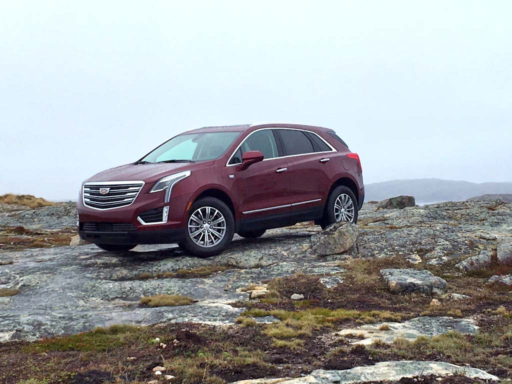 No Car is an Island: Testing Out the 2017 Cadillac XT5