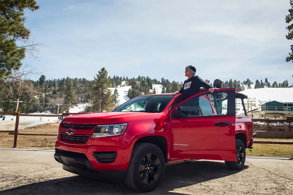 GM Amps Things Up with 2017 Colorado, Canyon Trucks