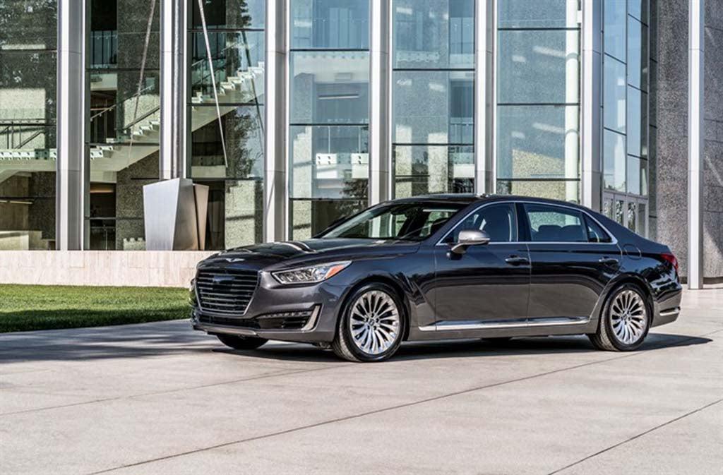 Korean Newcomer Genesis Tops Vehicle Satisfaction List ...
