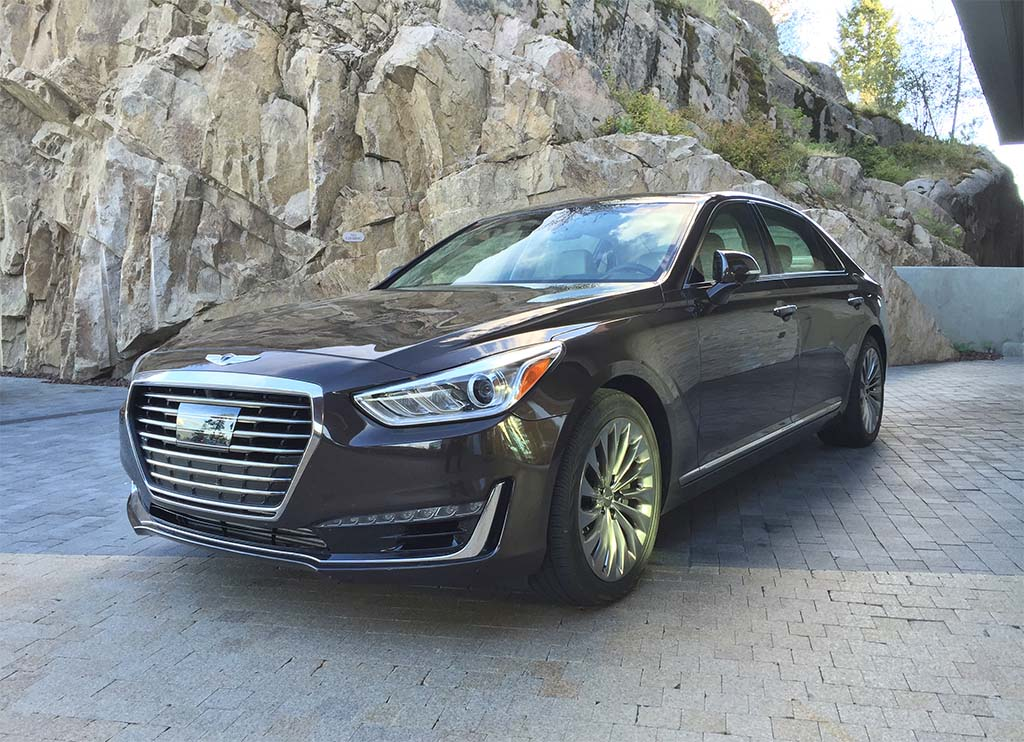 Toyota Dominates Consumer Reports' Top Ten Cars for 2018 – But Genesis is Number One Brand